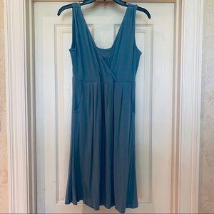 Fresh Produce small blue sundress pockets